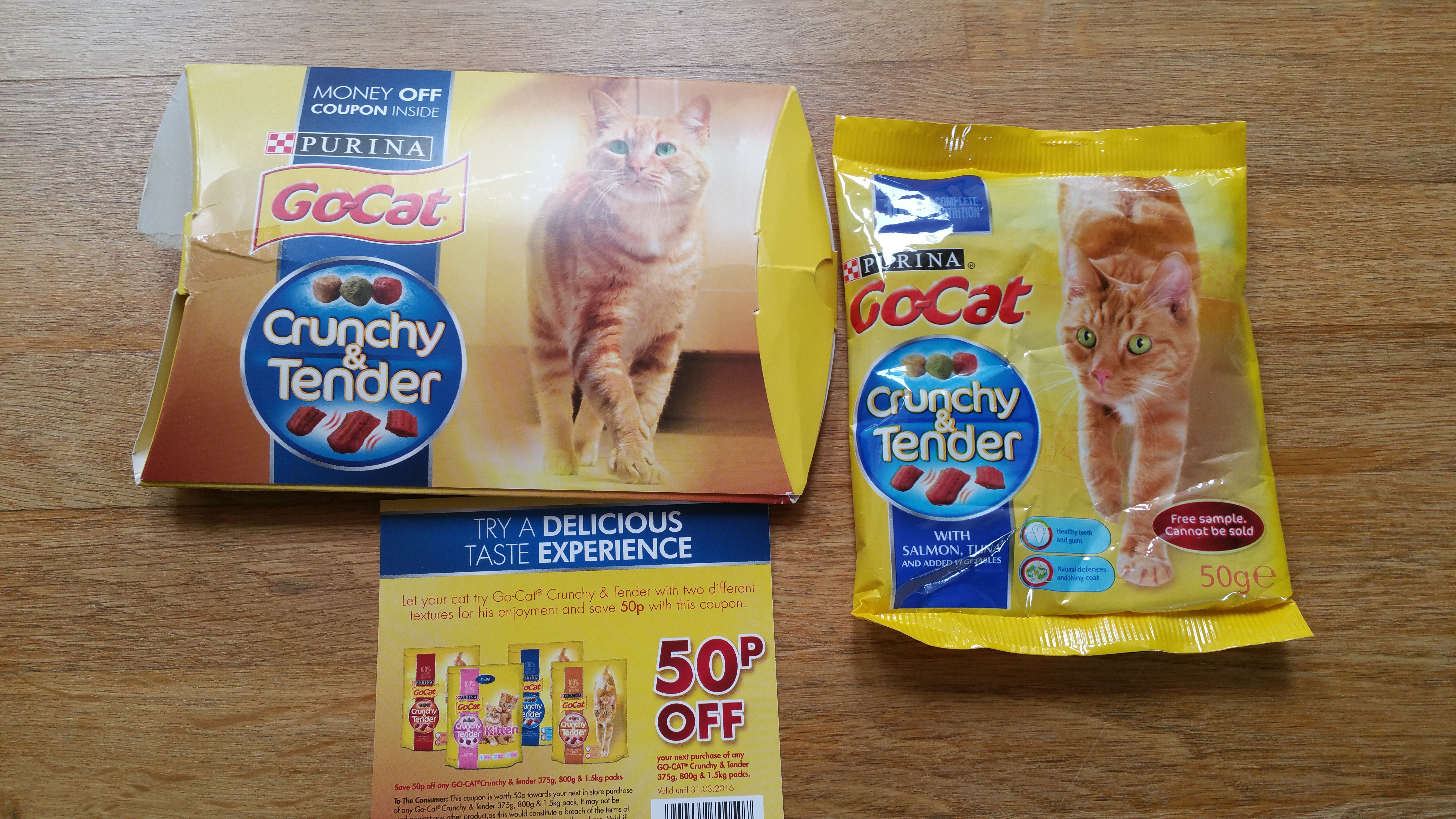 Go-Cat Crunchy & Tender Review
