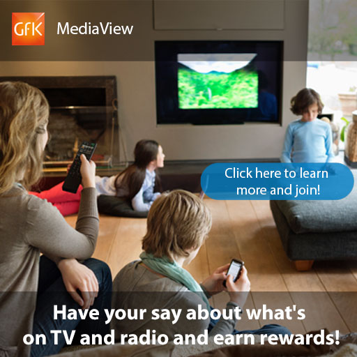 Win cash and prize for Opinions on TV