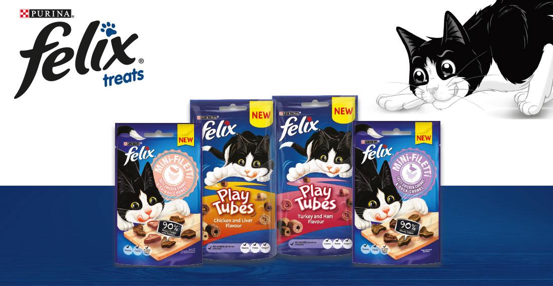 Free Felix Treat Samples