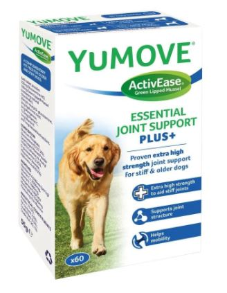 YuMOVE dog joint supplement discount code
