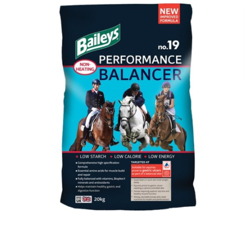 Baileys Horse Feeds Free Sample Peformance Balancer
