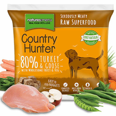 Free Natures Menu Raw Dog Food Trial Pack