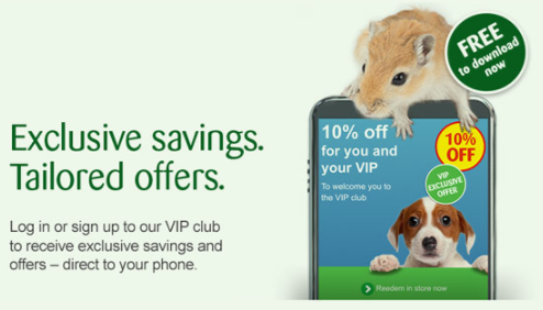 Pets At Home free App
