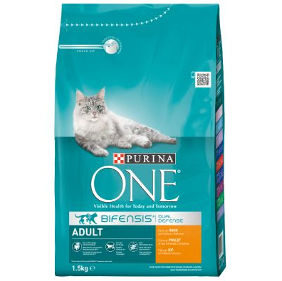 Free 3 week supply of Purina ONE cat food