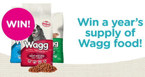 Wagg Dog Food Rewards