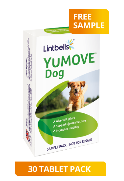 YuMOVE Dog free sample pack